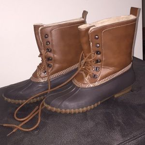 8fee36bfe30 Esprit Shoes | Nwt Hiking Boots Combat Lug Chukka Black | Poshmark